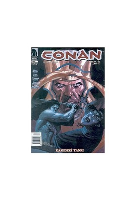 Conan Sayı: 11 Kasedeki Tanrı-Kurt Busıek