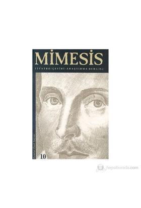 Mimesis Sayı: 10 Hamlet Özel Sayısı-Kolektif