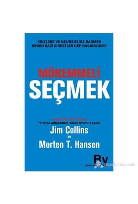 Mükemmeli Seçmek-Morten T. Hansen