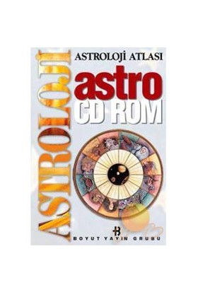 Astroloji Atlası Astro Cd-Rom + Kitap
