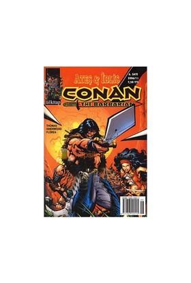 Conan The Barbarian Sayı: 6 Ateş Ve İblis