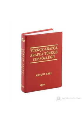 Türkçe Arapça – Arapça Türkçe Cep Sözlüğü-Mevlüt Sarı