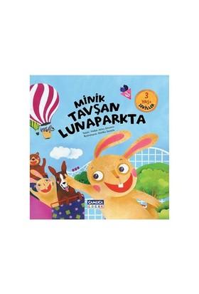 Minik Tavşan Lunaparkta Şekiller +3 Yaş-Nalan Aktaş Sönmez