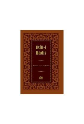 Usul-İ Hadis-Mahmud Es'Ad Seydişehri