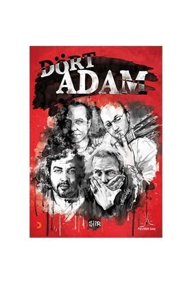Dört Adam: Yavuz Nufel, Sami Dündar, Atilla Ate, Hasan Ağırdağ-Hasan Ağırdağ