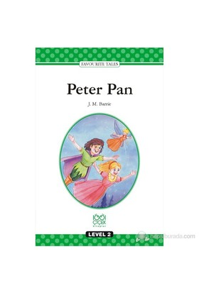 Level Books – Level 2 - Peter Pan-James Matthew Barrie