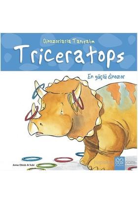 Triceratops - En Güçlü Dinozor - Joan Subirana