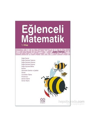 Eğlenceli Matematik 1. Kitap - Judy Tertini
