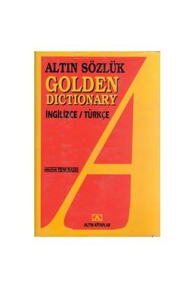Altın Sözlük - İngilizce Türkçe - Necmettin Arıkan