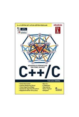 C++/C (Video Eğitim seti Hediyeli) - Fahrettin Erdinç