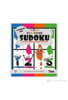 Çoçuklar İçin Renklerle Sudoku-Kolektif