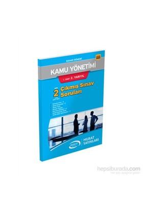 Murataçıköğretim 5423 Kamu Yönetimi 1. Sınıf 2. Yarıyıl Çıkmış Sınav Soruları-Komisyon