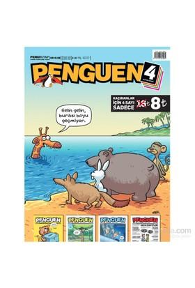 Penguen 4 Sayı Bir Arada 2015 / 06 (663-666)