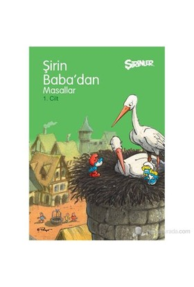 Şirin Baba'dan Masallar Cilt: 1 (Les Contes du Grand Schtroumpf)