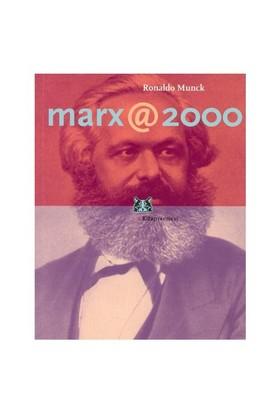 Marx @ 2000