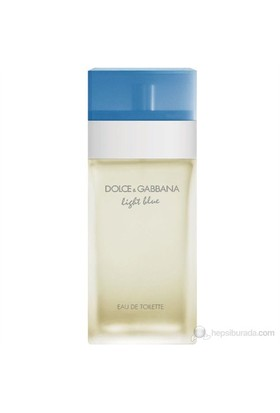 Dolce Gabbana Light Blue Edt 100 Ml Kadın Parfüm