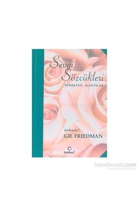 Sevgi Sözcükleri-Gil Friedman