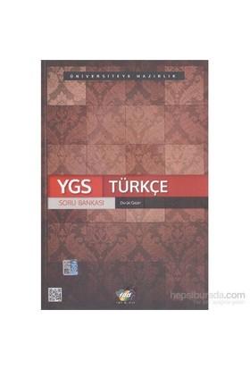 Fdd Ygs Türkçe Soru Bankası - Durak Gezer