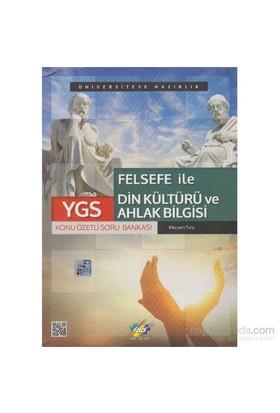 Fdd Ygs Felsefe İle Din Kültürü Ve Ahlak Bilgisi Konu Özetli - Meryem Tunç