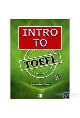 Intro To Toefl-Alpaslan Yılmaz