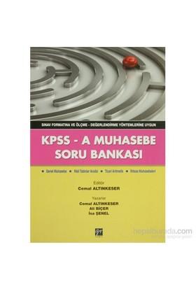 Kpss - A Muhasebe Soru Bankası-İsa Şenel
