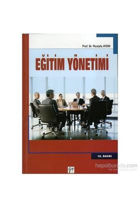 Eğitim Yönetimi-Mustafa Aydın