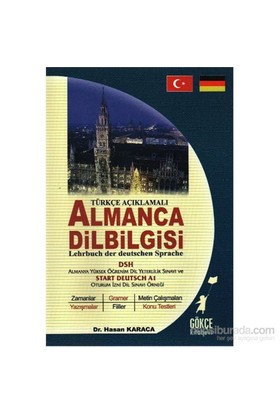 Almanca Dilbilgisi Türkçe Açıklamalı