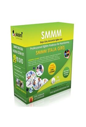 Görüntülü Akademi Smmm Staja Giriş Görüntülü Eğitim Seti 90 Dvd