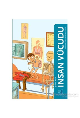 İnsan Vücudu - Adım Adım-Pierre Beaucousin