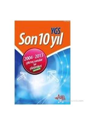 Asel Yayınları YGS Son 10 Yıl 2004-2013 Çıkmış Sorular ve Çözümleri (2014)