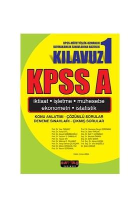 Kılavuz 1 Kpss A Grubu İktisat - İşletme - Muhasebe - Ekonometri - İstatistik 2009