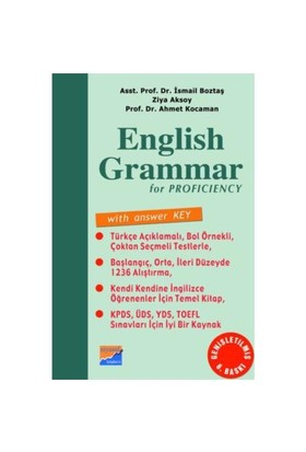 English Grammar For Proficiency