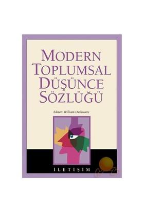 Modern Toplumsal Düşünce Sözlüğü