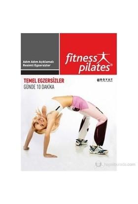 Senin Seçimin Pilates - Temel Egzersizler Go Yeni Başlayanlar İçin Step Hareketleri-Kolektif