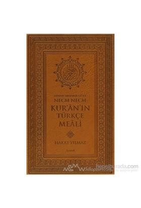 Nüzul Sırasına Göre Necm Necm Kur''an''ın Türkçe Meali (Küçük Boy) (Ciltli) - Hakkı Yılmaz