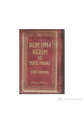 Kur'an-I Kerim Ve Yüce Meali (Cep Boy - Cüzdanlı)