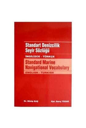 Standart Denizcilik Seyir Sözlüğü-Barış Tozar