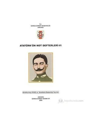 Atatürk'Ün Not Defterleri Vı-Kolektif