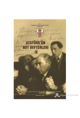 Atatürk'Ün Not Defterleri Ix-Kolektif
