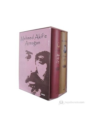 Mehmed Akif'E Armağan (Ciltli)-Mehmed Akif