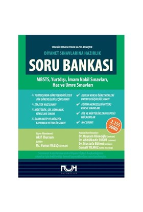 Diyanet İşleri Soru Bankası - Mustafa Bülent