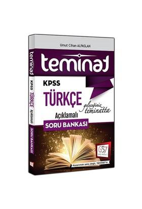 657 Yayınevi Kpss 2016 Teminat Türkçe Açıklamalı Soru Bankası-Umut Cihan Arslan