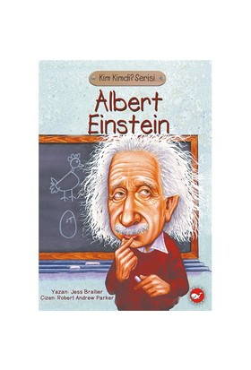 Kim Kimdi Serisi: Albert Einstein - Jess Brallier