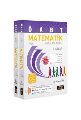 Beyaz Kalem Öabt 2016 Lise Matematik Öğretmenliği Konu Anlatımlı Modüler Set