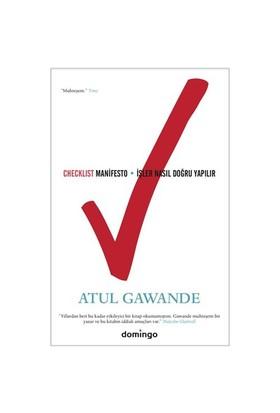 Checklist Manifesto - İşler Nasıl Doğru Yapılır - Atul Gawande