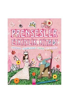 Prensesler Etkinlik Kitabı - Andrea Pinnington