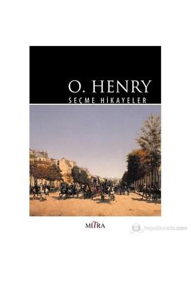 O. Henry - Seçme Hikayeler-O. Henry