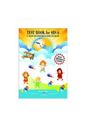 Test Book For Sbs 6 (6. Sınıf Sbs İngilizce Soru Bankası) - Murat Kurt