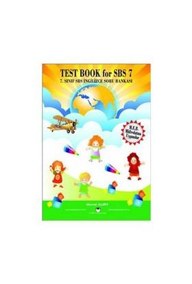 Test Book For Sbs 7 (7. Sınıf Sbs İngilizce Soru Bankası)-Murat Kurt