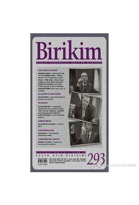 Birikim (Sayı 293)-Kolektif